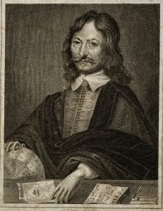 William Lilly. Stipple engraving by S. Freeman after W. Mars